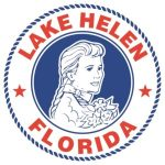 This is an image of the seal for the City of Lake Helen